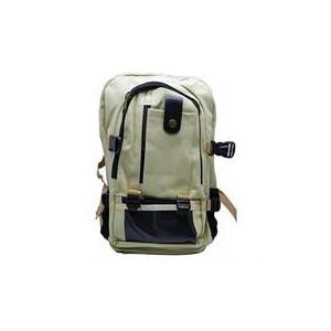 Macaroni KLB112860CR Versitas Lightweight Canvas Multipurpose Backpack