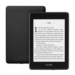 AMAZON All-new Kindle Paperwhite (300 ppi) Waterproof , 32GB, Wi-Fi – NO ADS