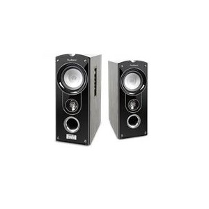 Audionic 6-954217-564890 Classic 5 Wireless Bluetooth 2.0 Channel HiFi Speakers