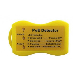 Scoop TOOL-POE Passive and 802.3af/at PoE Detector