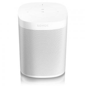 SONOS One Smart Speaker with Alexa Voice Control - White