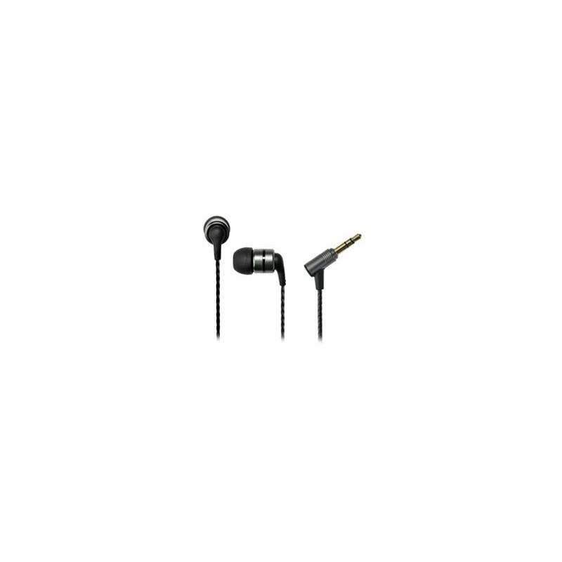 Sound Magic E50 In Ear isolating Earphones,Black Colour