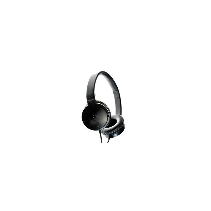 Sound Magic P21S Closed Back Headphones,Black Colour