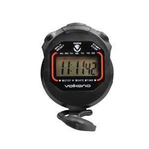 Volkano VK-5007-BK Timed Series Stopwatch - Black