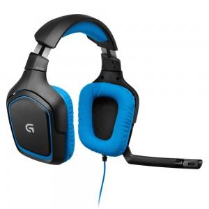 Logitech® G430 Gaming Headset - 7.1 Surround Sound