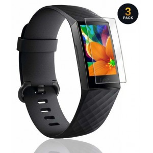 Fitbit Charge 3 Screen Protector 3 PACK