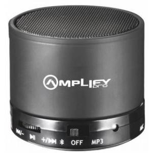 Amplify AMP3100BK Pro Bongo Series Black Mini Bluetooth Speaker