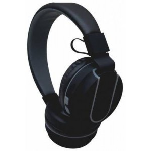 Amplify AMP2011BKGR Pro Fusion Series Black and Grey Bluetooth Headphone