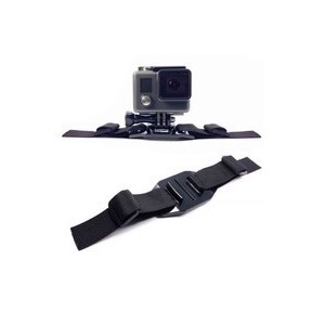 Tuff-Luv E10_83 Adjustable Helmet Strap Mount For GoPro Hero