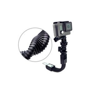 Tuff-Luv E10_89  Sports Adjustable Bending Flexible Mount for GoPro