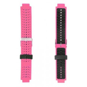 Tuff-Luv A5_78 Garmin Forerunner 220/235/620/630/735XT Strap and Tool - Pink