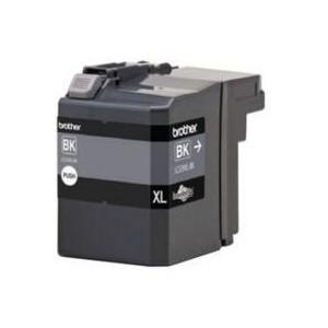 Brother MLC539XLBK High Yield Black Ink Cartridge, 2400 PGS
