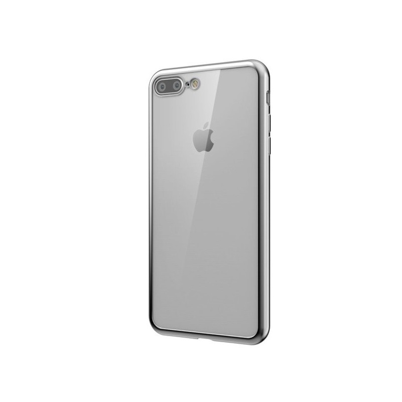 switcheasy iphone 7 plus  Switcheasy AP-35-160-26 Flash Case for Apple iPhone 7 Plus - Silver