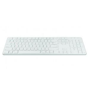 Macally SLIMKEYPROA-UK 104 Key Ultra Slim USB Keyboard for Mac – British English