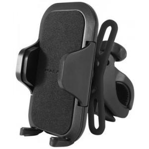 Macally BIKEHOLDER Bike Holder for Smartphones (Black)