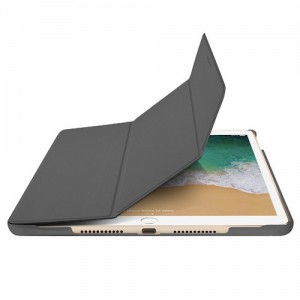 Macally BSTANDPRO2S-G Case/Stand - 10.5 inch iPad Pro 2 - Gray