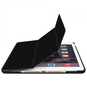 Macally BSTAND5-B Case and Stand for 9.7-inch iPad (5th Gen.) - Black
