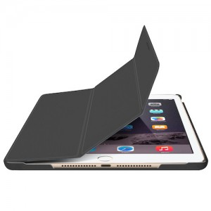 Macally BSTAND5-G Case and Stand for 9.7-inch iPad (5th Gen.) - Gray