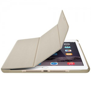 Macally BSTAND5-GO Case and Stand for 9.7 inch iPad (5th Gen) - Gold
