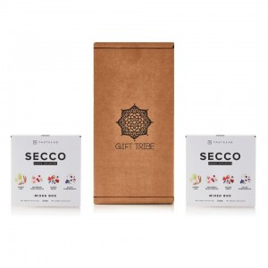 Gin Tribe SC011 - Secco Gift Box - Mixed Drink Infusion