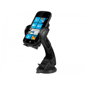 Macally MGRIP2 Suction Mount Holder for Iphone & Android