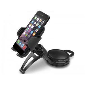 Macally DMOUNT Adjustable Car Phone Holder for Android & iPhone