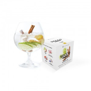 Gin Tribe SC006 - Secco Ginger Lime Mixed Drink Infusion - Set of 8
