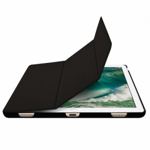 """Macally BSTANDPRO2L-B Protective Case and Stand for iPad Pro 12.9"""" - Black"""