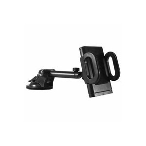 Macally TELEHOLDER Car Suction Mount with Telescopic Phone Holder
