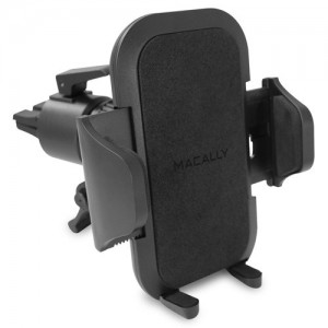 Macally VENTI Fully Adjustable Car Vent Mount for iPhone, iPod, Smartphone and GPS