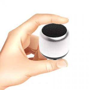Nano Mini Bluetooth Speaker-Silver
