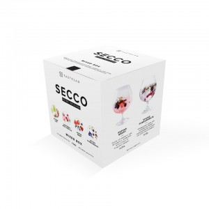 Gin Tribe SC008 - Secco Drink Infusion - Pepper Berry