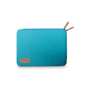 "Port Design 140387 Torino 13/14"" Notebook Sleeve - Turqoise"
