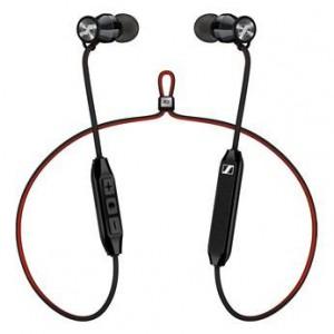 Sennheiser MOMENTUM M2 IE BT SW Black  MOMENTUM In-Ear Wireless Black Headphones