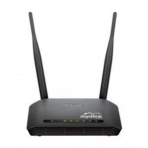 D-Link Wireless N 300 Mbps Home Cloud App-Enabled Broadband Router