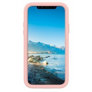 Tuff-Luv I6_118 Armour Guard TPU Shell Case for iPhone XS Max - Rose Gold