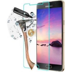 Tuff-Luv D3_107 2.5D 9H Tempered Glass Screen Protector for Samsung Galaxy A6 Plus
