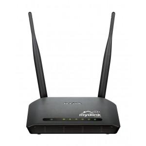 D-Link Cloud Router (DIR-605L), Wireless N300, mydlink Cloud Services