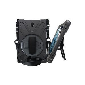 Tuff-Luv I4_92 Armour Jack Case Stand & Strap for Samsung Galaxy Tab A 10.5 (T590 and T595)