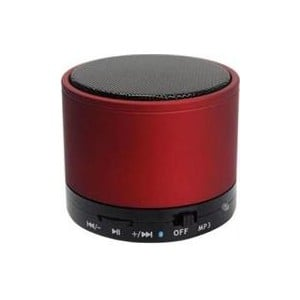 Geeko BS-S10ORG Mini Rechargeable Bluetooth Version V2.1 Speaker with Microphone