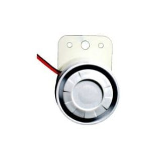 Securi-Prod SD17 Piezo Sounder - White
