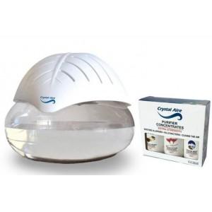 Crystal Aire AP001 BUNDLE Standard Air Purifier Bundle with C002 Concentrates
