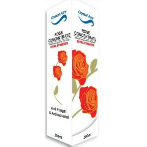 Crystal Aire C001- Rose 200ml Concentrate Rose