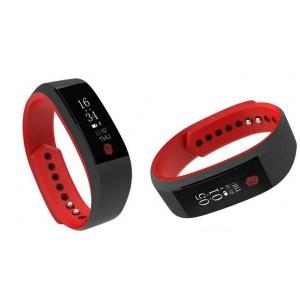 JGI W808S (red) Smart Sport Bracelet