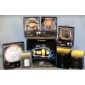 Oregon AATC9K-D1 9K Waterproof Action Camera with 7 FREE Accessories