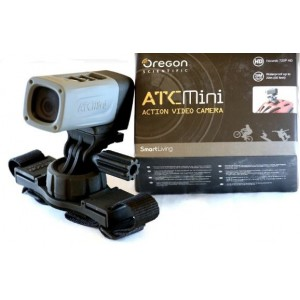 Oregon AATC-MINIS-D2 Waterproof Camera including 3 FREE accessories