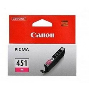 Canon CCLI451M Magenta Inkjet Cartridge