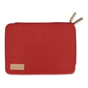 "PORT Design 140406 Torino Laptop Sleeve Case 13/14"" - Red"