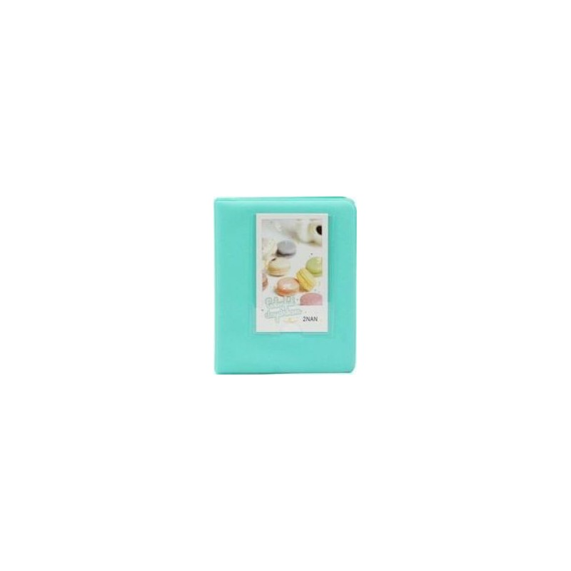 Tuff-Luv F2_88 Instax Photo Album - Holds 64 Instax Photos - Mint