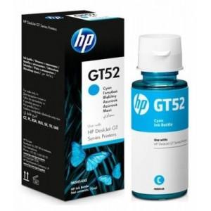 HP HM0H54AE GT52 Cyan Ink Bottle